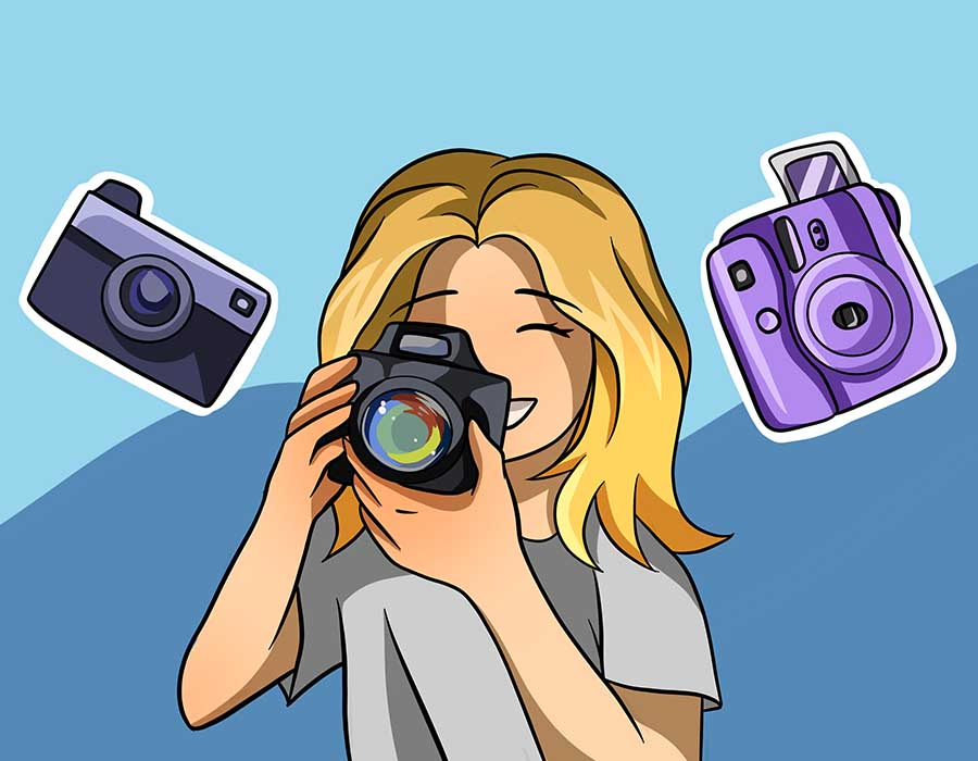 Choosing a camera and equipment for your YouTube channel